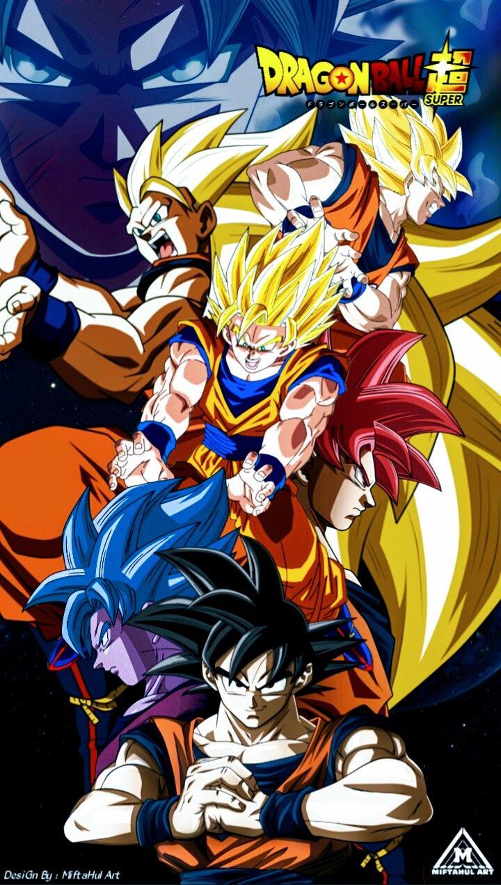 Goku All Forms Dragon Ball Super Dragon Ball Super Dragon Ball Art Dragon Ball Z