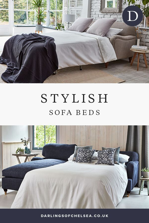 Our Fabric Sofa Beds Are Plush As Well