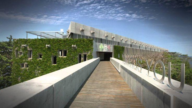 Casa Italia en las próximas Olimpíadas 2016 en Río, se viste con el arte contemporáneo de #Edra.