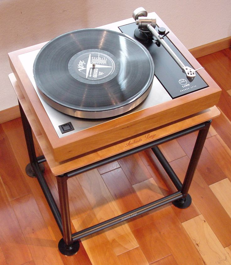 "Linn LP12 & Andante Largo rack support ""made in Japan"""