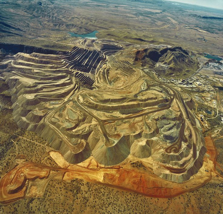 The Argyle Mine was found near Lake Argyle, Australia. Since then it has become the world's largest-volume producer of diamonds, producing over a third of the world's diamonds each year.