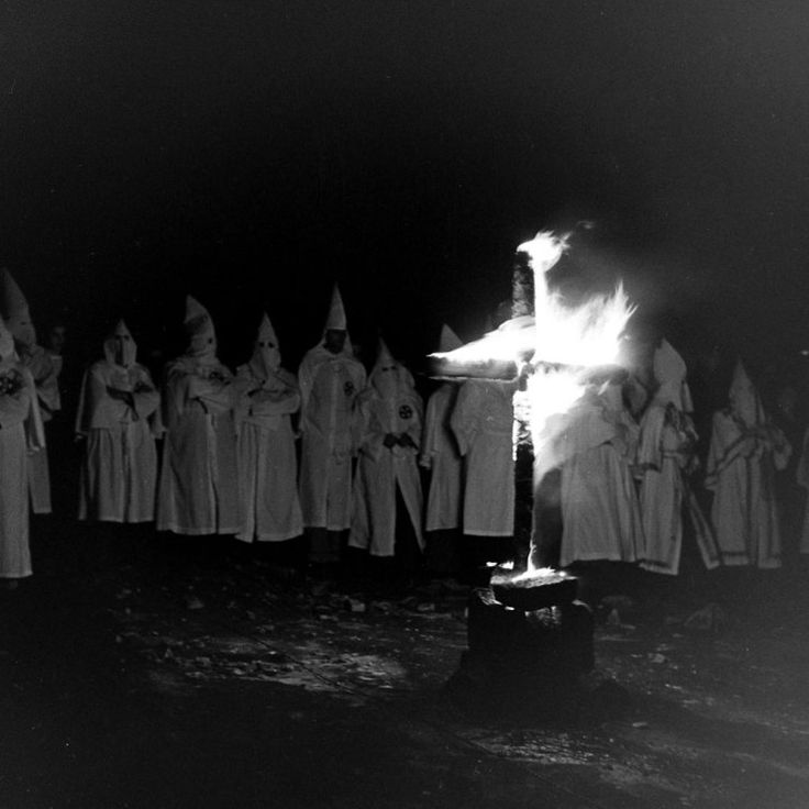 Bigotry in the USA: Photos From a Ku Klux Klan Initiation | LIFE.com