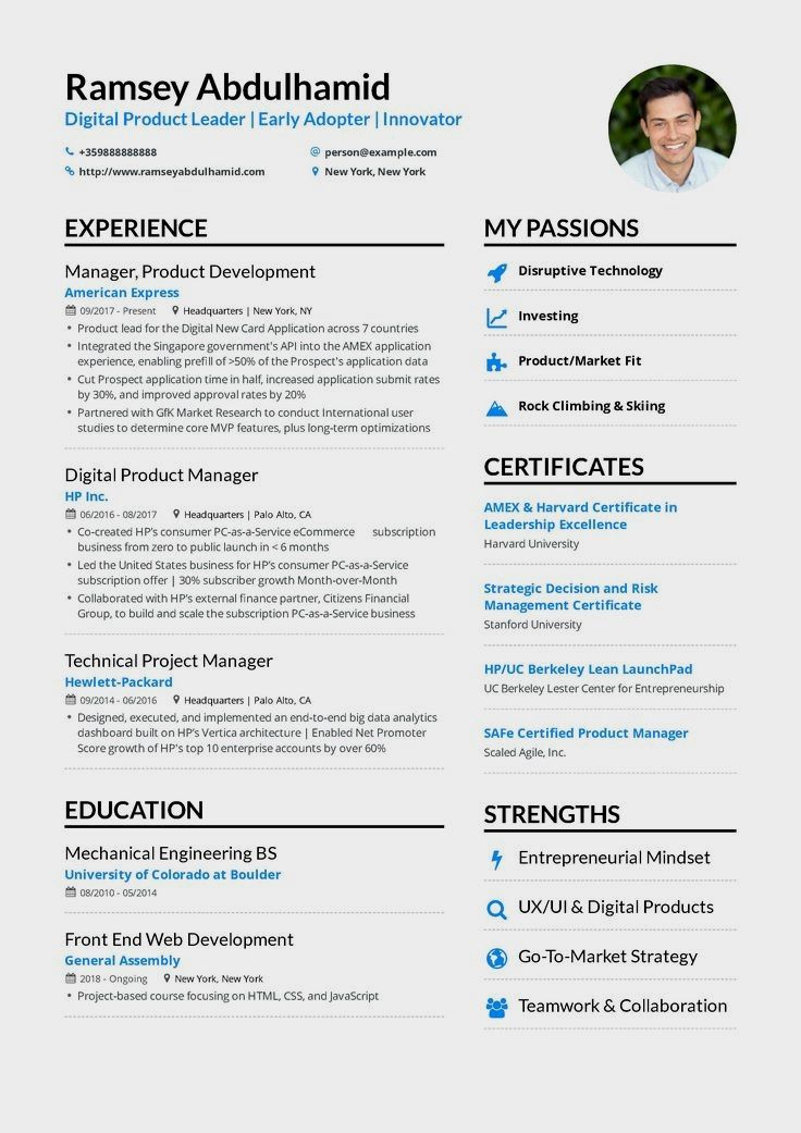 Resume Example Cv Example Professional And Creative Resume Design Cover Letter For Ms Word In 2020 Resume Examples Good Resume Examples Executive Assistant Jobs