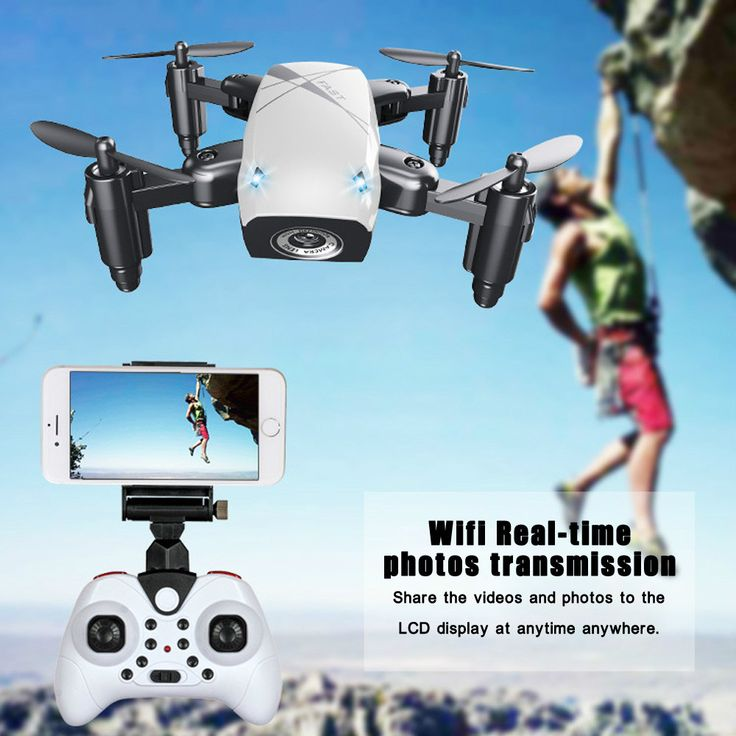 S9 S9HW Mini Foldable Drone   Tag a friend who would love this!   FREE Shipping Worldwide   Buy one here---> https://zagasgadgets.com/s9-s9hw-mini-foldable-pocket-drone-with-hd-camera-dron-fpv-rc-wifi-quadcopter-helicopter-vs-visuo-xs809hw-jjrc-h43wh-jxd-523w/