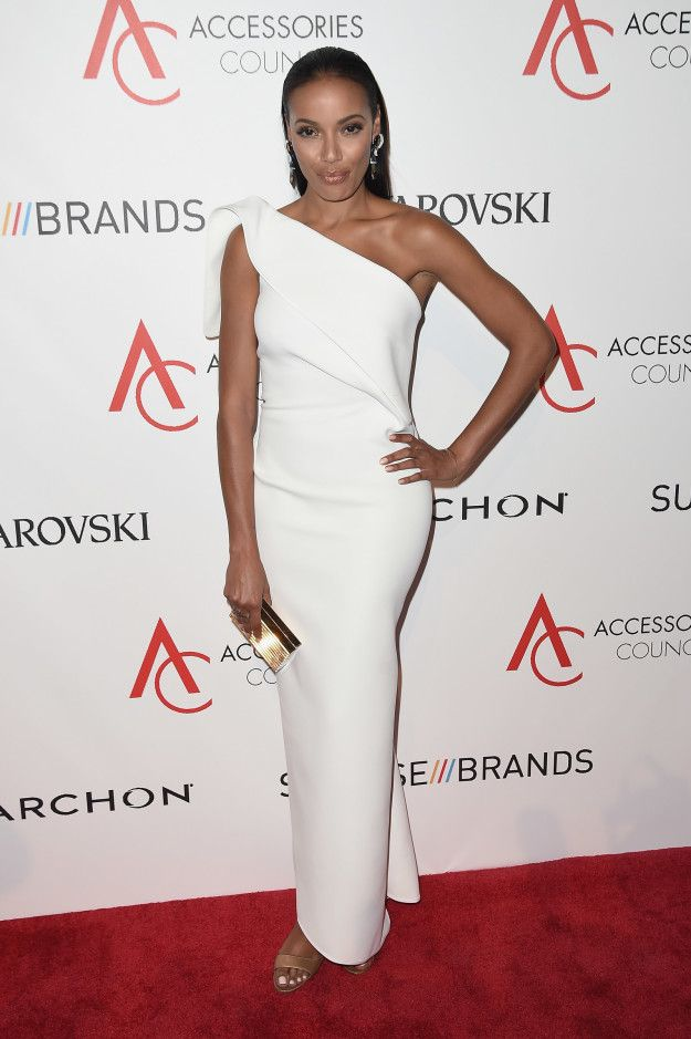 Selita Ebanks At The 20th Anniversary Celebration Of The ACE Awards