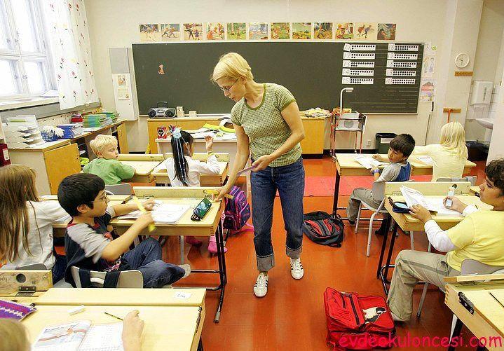 Finlandiya'da Öğretmen Olmak