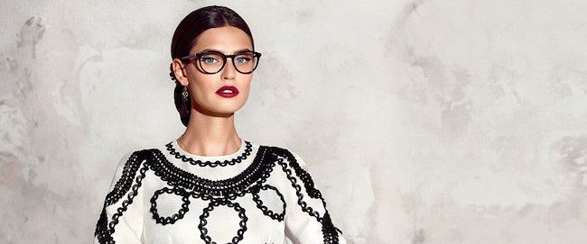 ¿Eres una cuatro #ojos? Sí, pero muy #fashion #gafas