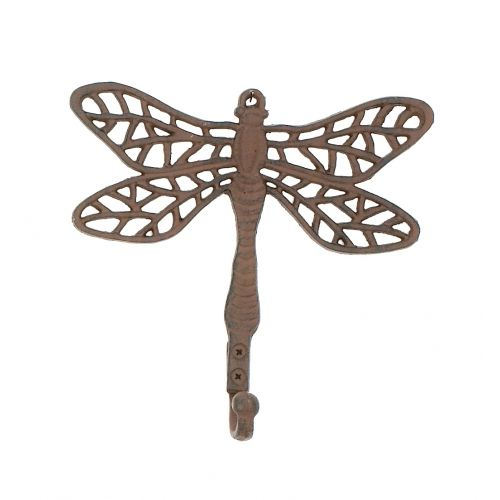 Dragonfly Decorative Wall Hooks