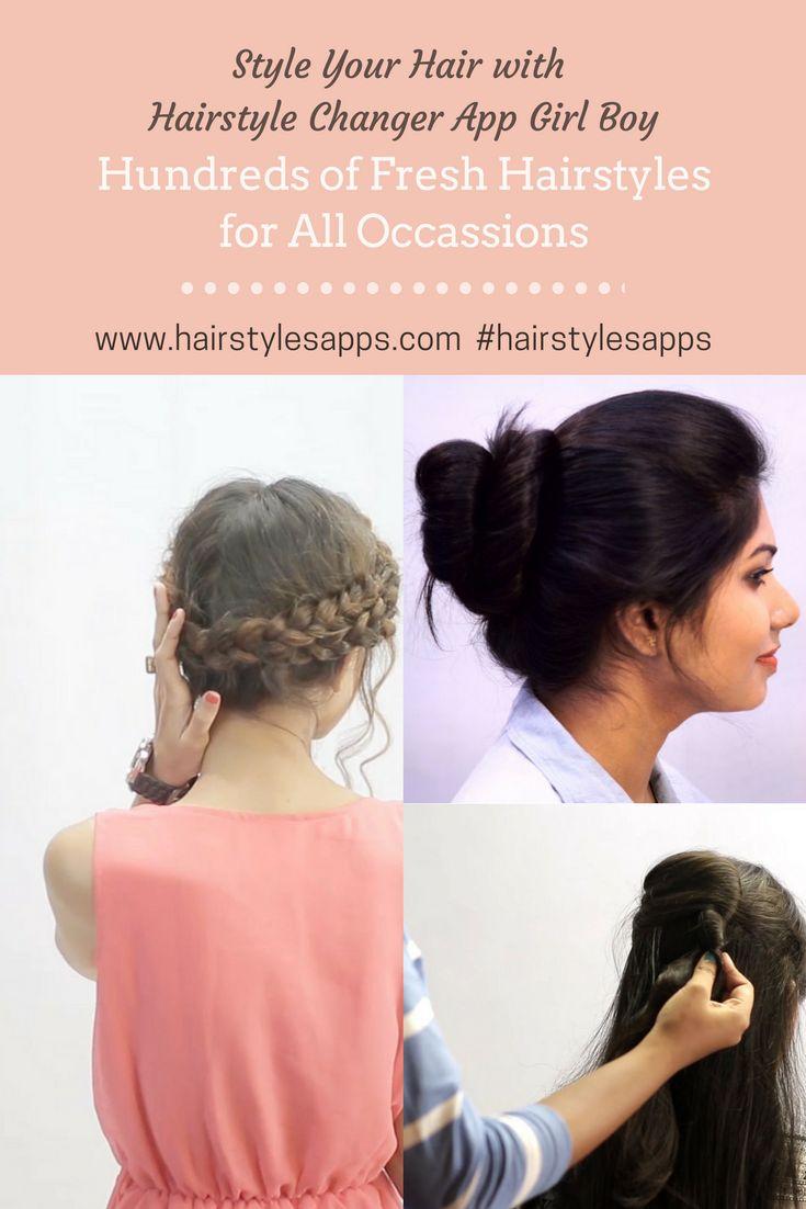 www.hairstylesapps.com  #hairstylesapps