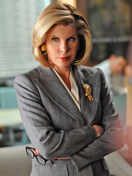 Diane Lockhart, The Good Wife.