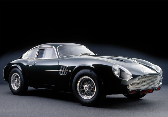 Aston Martin DB4 GT Zagato - 1961.  Seriously, what has happened to the creativeness and passion that car companies used to put into their designs?  Cars like this Aston Martin just purr with the designer's passion for style.