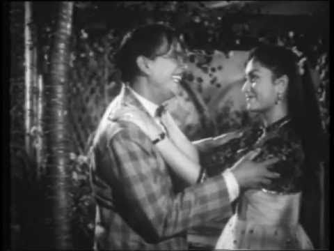 Main Hoon Mister Johny - Minu Mumtaz - Johnny Walker - Mai Baap - Black & White Songs - Mohd.Rafi - YouTube