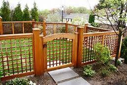 Best 25 Lattice Fence Panels Ideas On Pinterest Deck