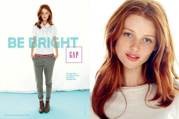 Be Bright. Gap.