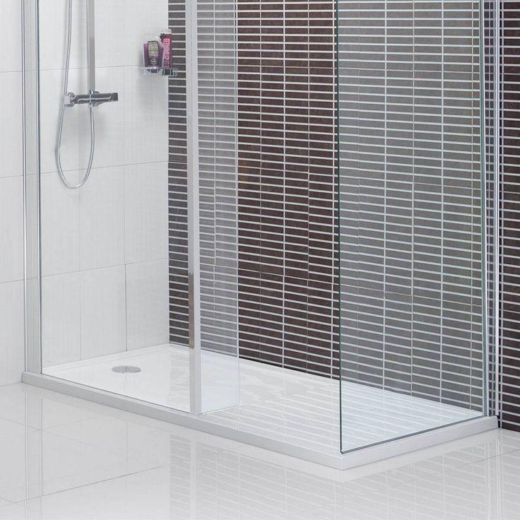 Rectangular Slimline Shower Tray 1600 x 800 £299 (bathroom) ✔