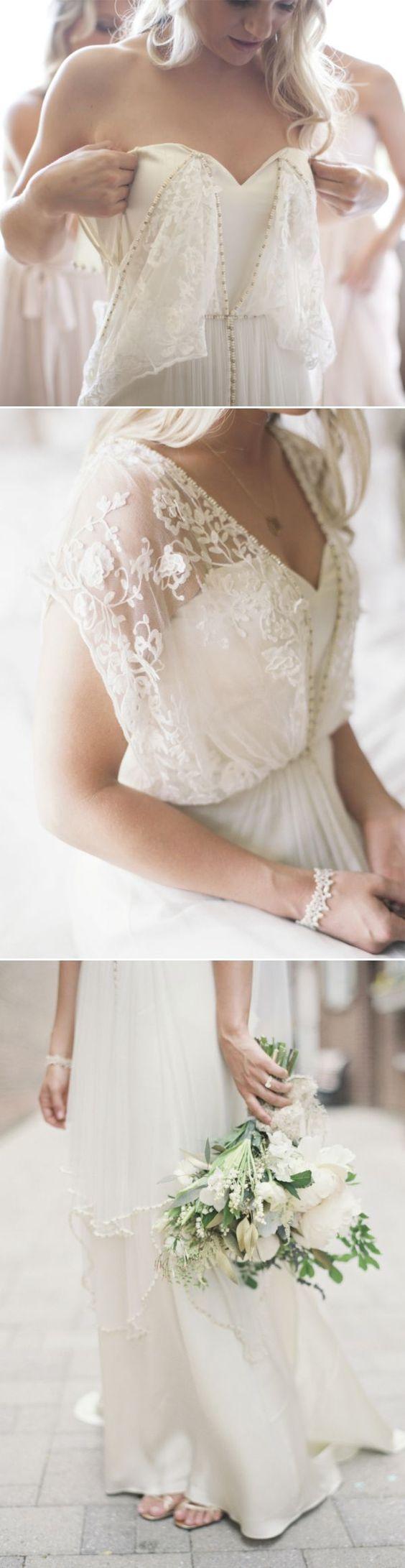 2017 elegant white boho wedding dresses