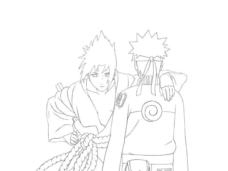 Sasuke Vs Naruto Linear By Deviantartnarutomang On DeviantART