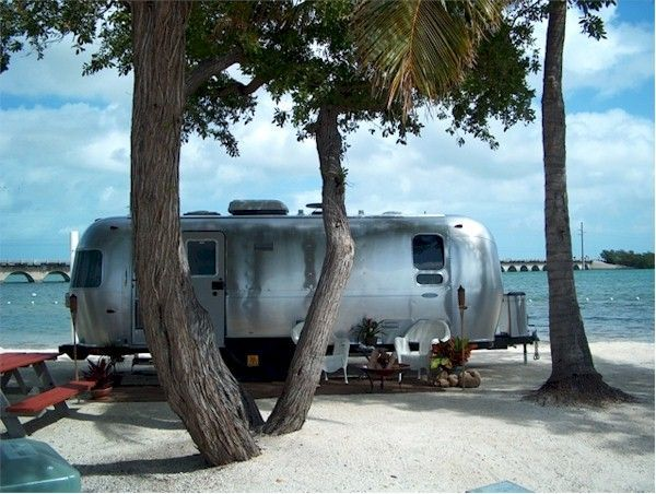 If you're up for an adventure and don't mind immersing yourself in campground culture, the KOA/Airstream experience is a novel way to experience the Florida Keys.