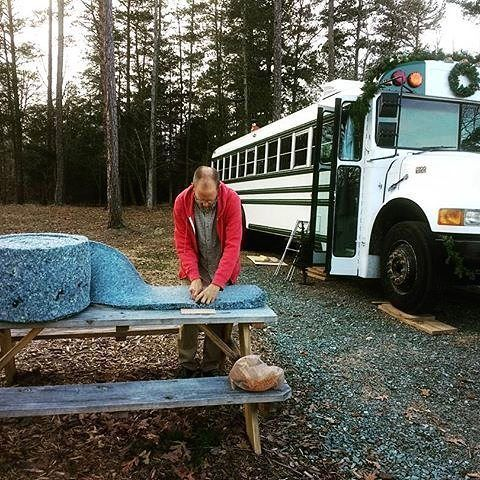 15 best ultratouch denim insulation images on pinterest we now have two buses that are using our ultra touch non toxic recycled denim product to insulate their bus track their journeys solutioingenieria Image collections