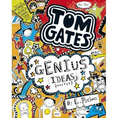 Tom Gates genius ideas (mostly)