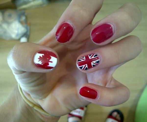 Nail Spa Games: 38 Best Best Nails At The Olympics Images On Pinterest