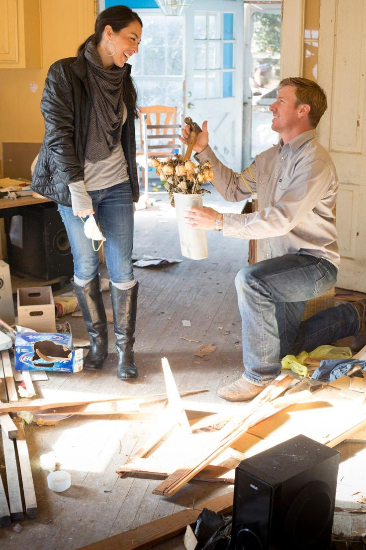 45 best images about chip and jojo on pinterest chip for Is clint harp still on fixer upper