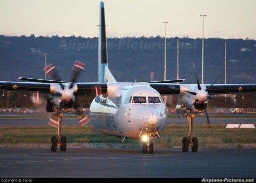 Skywest Airlines (Australia) Fokker 50