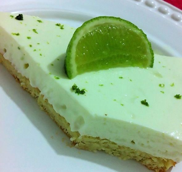 Torta de Limão - Dieta Dukan Receitas - Fazer dieta pode ser divertido! Participe do nosso fórum e confira dicas de receitas, dieta dukan, d...
