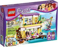 LEGO Friends Stephanien rantahuvila 41037