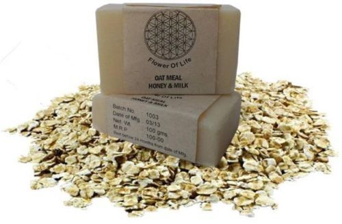 Honey-Milk-and-Oatmeal-Soap-Pack-4-pc-15-Off