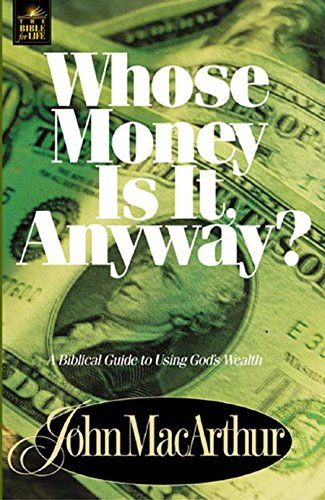21 best christian ebook offers images on pinterest whose money is it anyway a biblical guide to using gods wealth 9781418552350 fandeluxe Gallery