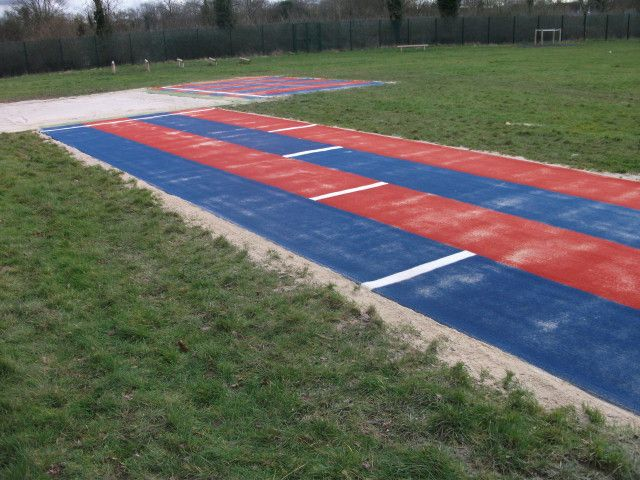 We are compact athletics facilities construction specialists working in schools and leisure centres to install running tracks, long jump runways and more.