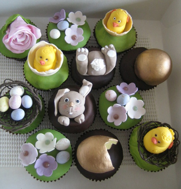 Easter Cupcake Decorating Ideas Pinterest : 17 Best images about Easter - cupcakes and cakes on ...