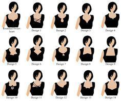 Blouse styles