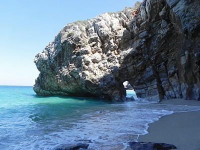 Magnisia/Pilion cottage rental - Milopotamos beach GREECE