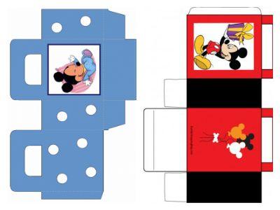 Κουτάκια δώρου Mickey