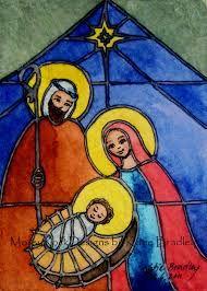 Resultado de imagen para nativity vector