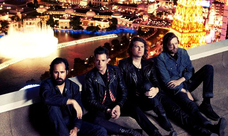 The Killers have been insanely popular for over 10 years. The Mezzanine tracked their career from start to present.