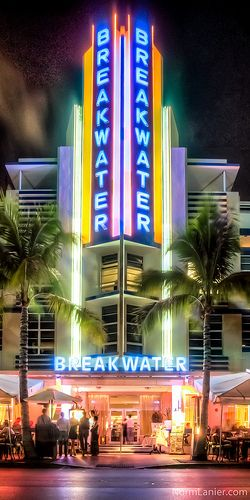 Breakwater - South Beach