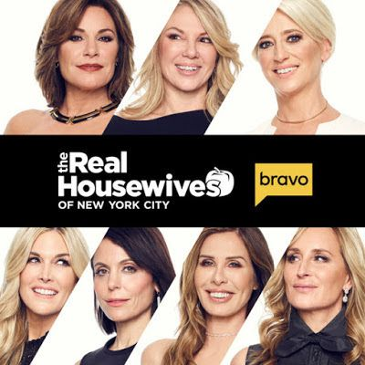 The Real Housewives Of New York City Season 9 Reunion Seating Revealed!