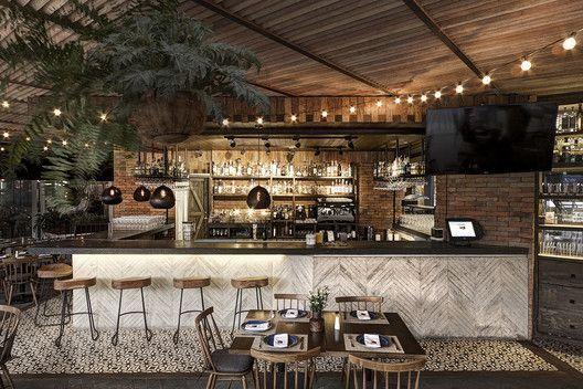 La Tequila South Restaurant,© Marcos Gracia