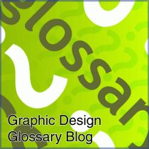 This glossary of terms is Graphic Design & Printing related. There's far too many terms in our busy world, so here I try to break down the jargon. These terms and vocabulary are used by many designers on a daily basis and may be confusing to new designers or non-designers who need to communicate with designers. This is a work in progress and updates are made frequently.