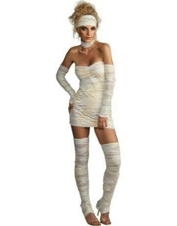 Adult Female Sexy Mummy Costume Rubies 880250, Standard, Multi jet.com