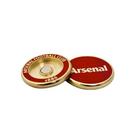Arsenal F.C. Ball Marker Duo