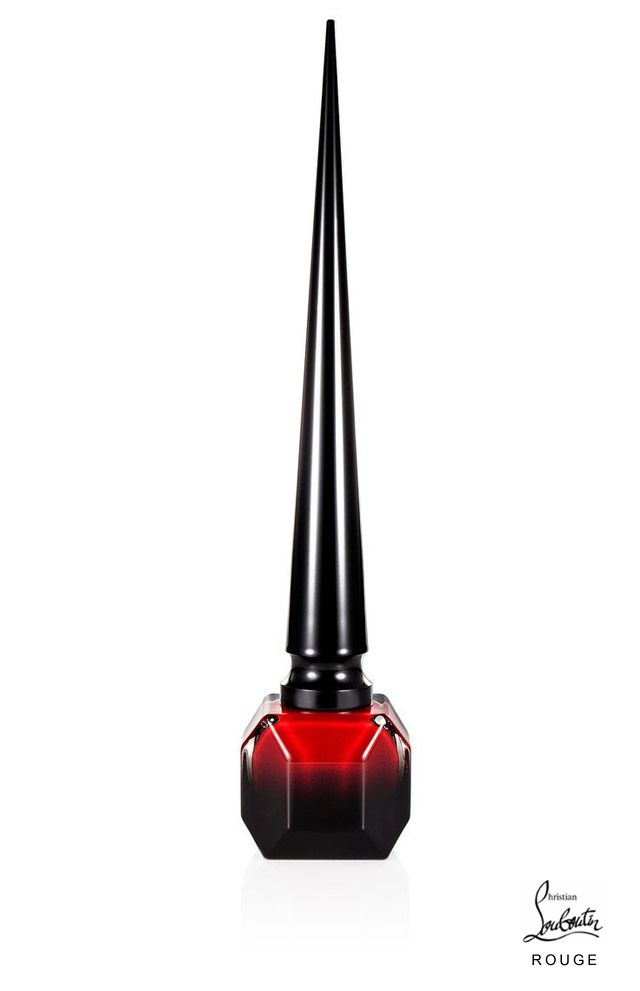 Christian Louboutin nail polish range. More info: http://sonailicious.com/christian-louboutin-nail-polish/