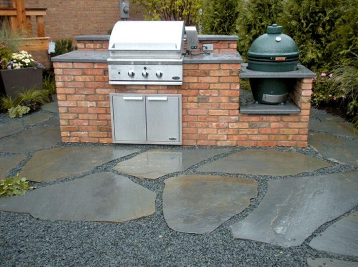 43 best grills images on Pinterest | Outdoor kitchens, Backyard ...