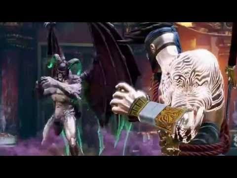 Killer Instinct Gargos Геймплей Трейлер 2016
