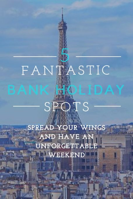 Bank Holiday city break deals including Copenhagen, Paris and Greece. Where will your wanderlust take you?