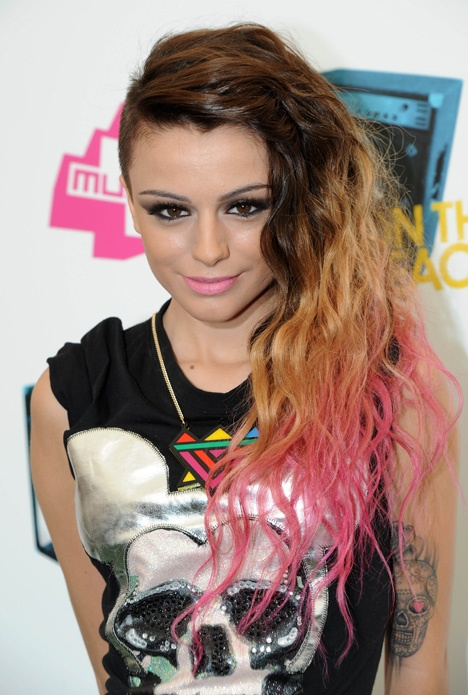 Cher Lloyd always has the cutest with hair, make-up, outfits... EVERYTHING!
