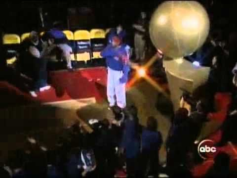 2005 NBA Finals Introductions.